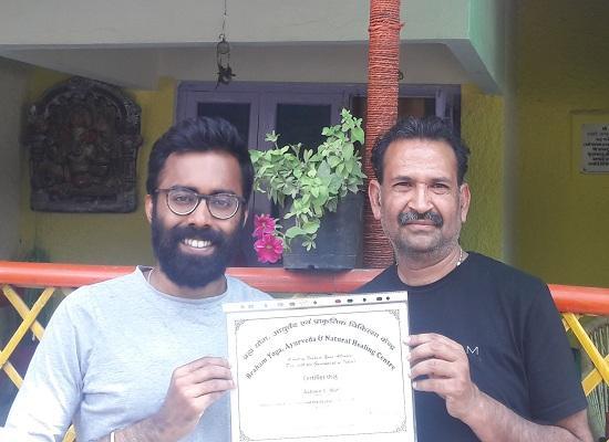 Ayurveda courses in rishikesh india