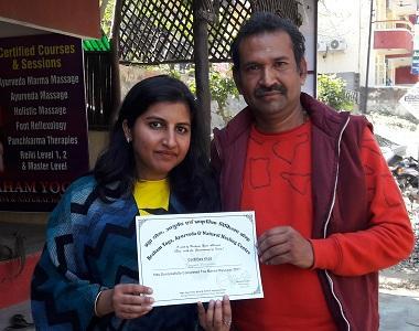 ayurveda course in rishikesh india