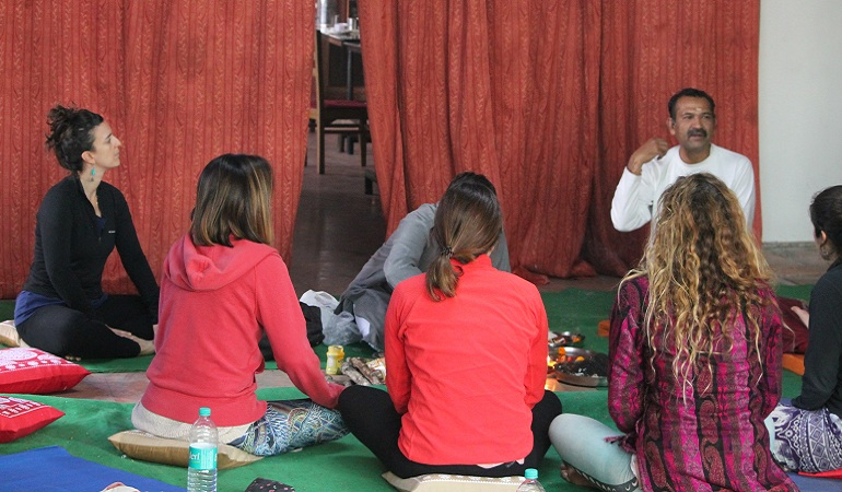 Reiki Course in Rishikesh India