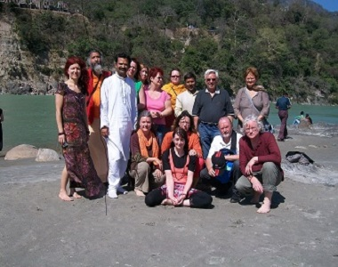 yoga retreats in india