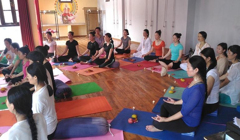 Reiki Course in Rishikesh India